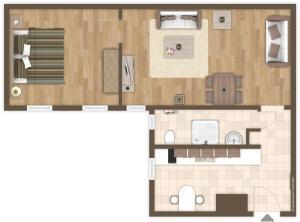 Apartment Marilyn (Buchholzerstr. 8)