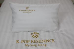 K-POP Residence Myeongdong 1, Aparthotely  Soul - big - 91