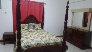 Csompó Square one apartment, Bed and Breakfasts  Bantam Spring - big - 28