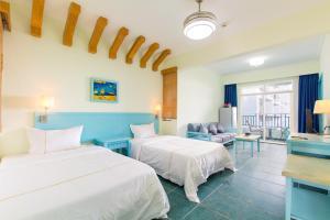 UGO Apartment Sanyabay Branch, Ferienwohnungen  Sanya - big - 7
