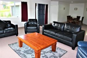 Zen Home, Prázdninové domy  Rotorua - big - 13