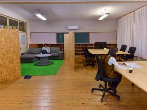 Iikane Palette, Hostels  Tagawa - big - 27