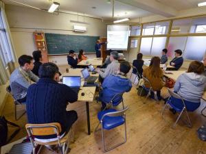 Iikane Palette, Hostels  Tagawa - big - 17