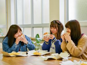 Iikane Palette, Hostels  Tagawa - big - 10
