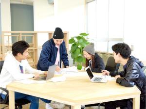 Iikane Palette, Hostels  Tagawa - big - 66