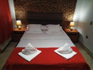 Santa Ana Apartamentos, Ferienwohnungen  Madrid - big - 45