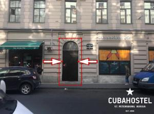 Cuba Hostel, Hostels  Sankt Petersburg - big - 116