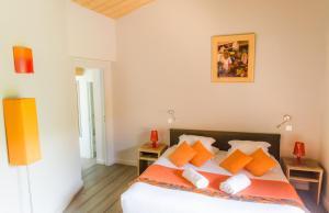Hotel Le Verger Maelvi, Szállodák  Grimaud - big - 32