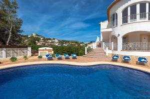 Villa Blake, Vily  Moraira - big - 25
