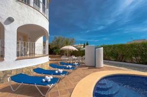 Villa Blake, Vily  Moraira - big - 42