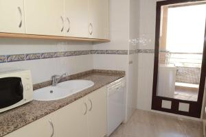 Apartamento Nautilus 8A, Апартаменты  Кальпе - big - 20