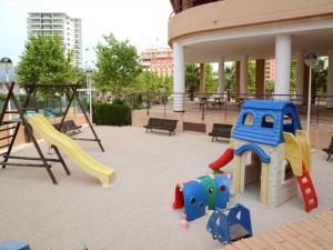 Apartamento Nautilus 8A, Апартаменты  Кальпе - big - 26