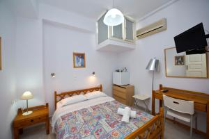 Karboni Hotel, Penziony  Mykonos - big - 30