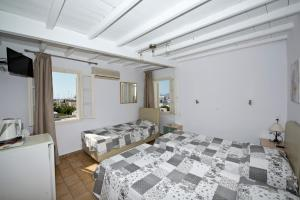 Karboni Hotel, Penziony  Mykonos - big - 13