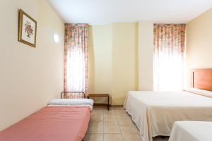 Apartamentos Resitur, Апартаменты  Севилья - big - 6