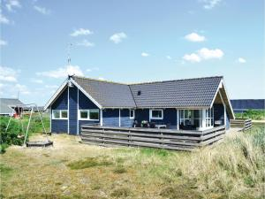 Holiday home P. Chr. Dahls Vej Hvide Sande X, Nyaralók  Bjerregård - big - 15