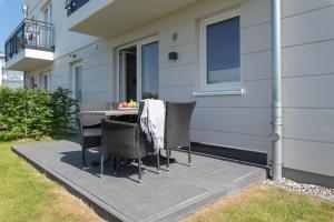 Ferienwohnungen Rosengarten, Apartmány  Börgerende-Rethwisch - big - 188