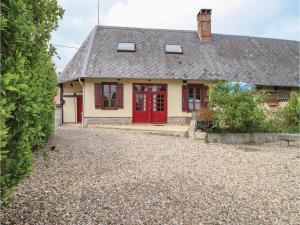 Three-Bedroom Holiday Home in La Chapelle Sur Dun, Prázdninové domy  La Chapelle-sur-Dun - big - 1