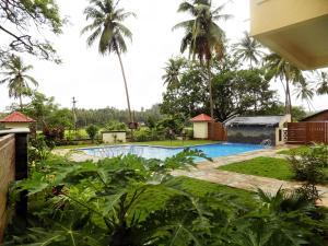 CasaMelhor Luxury 2 Bedroom Stay with Pool – CM082, Ferienwohnungen  Candolim - big - 35