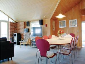 Holiday home Gulspurvevænget XII, Dovolenkové domy  Humble - big - 11