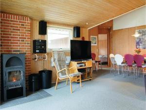 Holiday home Gulspurvevænget XII, Dovolenkové domy  Humble - big - 12