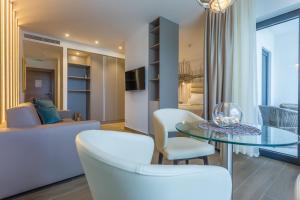Apartments Marina Novi, Apartmány  Novi Vinodolski - big - 17