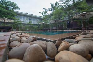 Visoth Angkor Residence, Отели  Сиемреап - big - 26