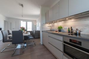 Ferienwohnungen Rosengarten, Apartmány  Börgerende-Rethwisch - big - 177