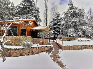 Cabañas Las Retamas, Lodge  Potrerillos - big - 1