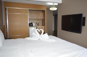 Istanbulinn Hotel, Hotely  Istanbul - big - 91