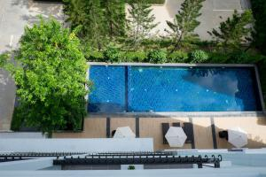 The courtyard Khaoyai by Sithadee, Apartments  Mu Si - big - 21