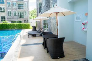 The courtyard Khaoyai by Sithadee, Apartments  Mu Si - big - 22