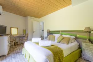 Hotel Le Verger Maelvi, Szállodák  Grimaud - big - 42
