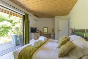 Hotel Le Verger Maelvi, Szállodák  Grimaud - big - 5