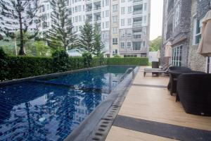 The courtyard Khaoyai by Sithadee, Apartments  Mu Si - big - 25