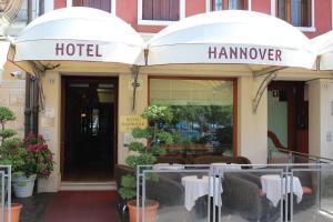 Hotel Hannover, Отели  Градо - big - 19