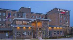 Residence Inn by Marriott Denton, Отели  Denton - big - 1