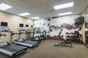 Residence Inn by Marriott Denton, Отели  Denton - big - 21