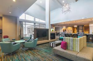 Residence Inn by Marriott Denton, Отели  Denton - big - 24