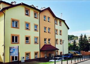 Centrum Promocji Zdrowia Sanvit, Szállodák  Sanok - big - 1