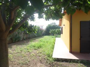 Villa Azzurra, Nyaralók  Capo Vaticano - big - 14
