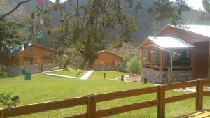 Cabañas Las Retamas, Chaty  Potrerillos - big - 26
