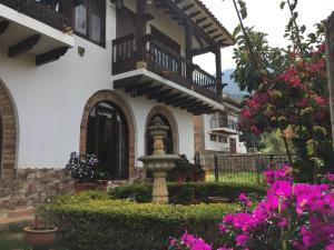 Villa geres, Aparthotels  Villa de Leyva - big - 11