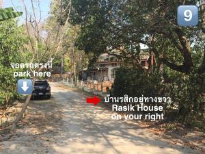 Rasik House Chiang Mai, Ferienhäuser  Chiang Mai - big - 29