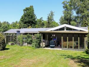 Holiday Home Bunden, Holiday homes  Pollerup Kullegård - big - 22