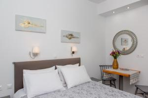 La isla, Apartmány  Naxos Chora - big - 7