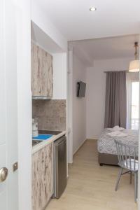 La isla, Apartmány  Naxos Chora - big - 10