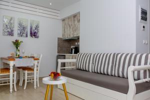 La isla, Apartmány  Naxos Chora - big - 18