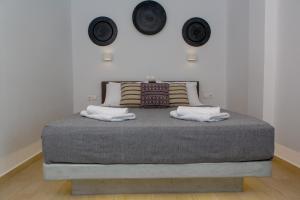 La isla, Apartmány  Naxos Chora - big - 14