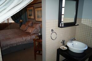 Superior Tweepersoonskamer (1 of 2 bedden) met uitzicht op tuin